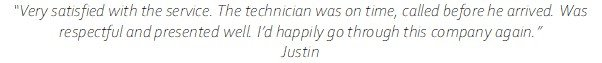 Review - Justin